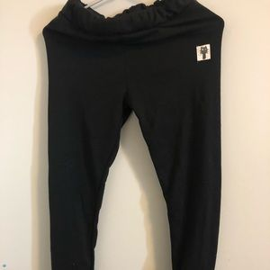Pants - Basic black sweatpants
